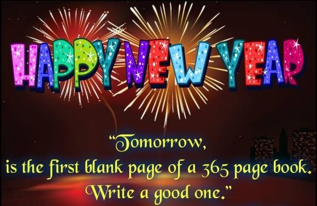 Heart Touching New Year SMS, Wishes and Greetings for Best Friends