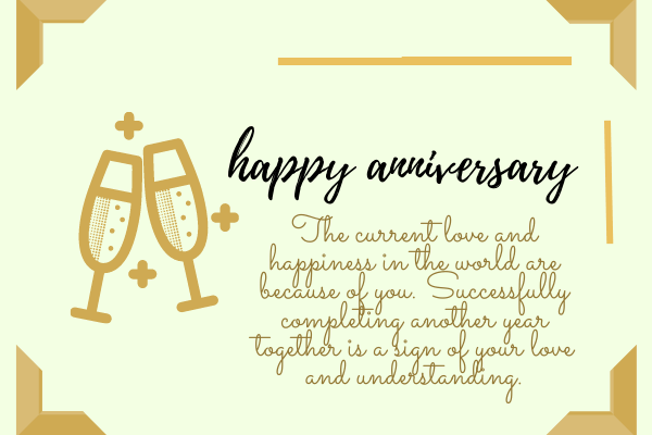 Parent's Happy Wedding Anniversary Greetings, SMS & Wishes