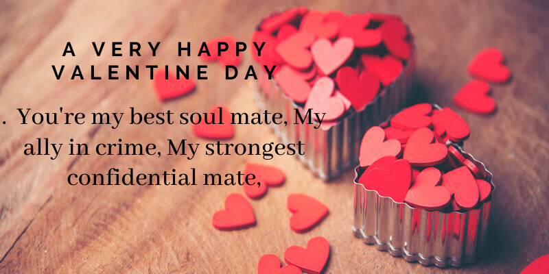 Happy Romantic Valentine Day SMS, Wishes and Greetings