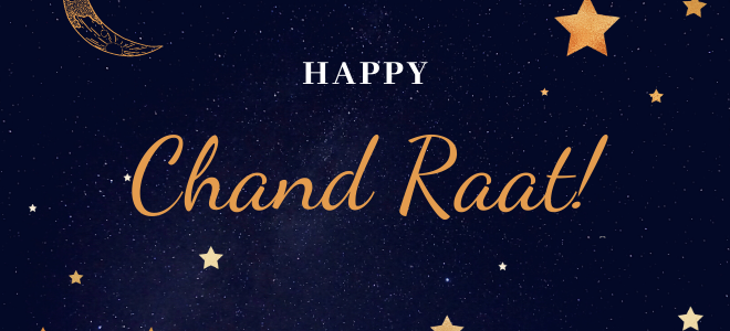Eid Chand Raat Mubarak SMS, Wishes and Prayers in UrduEnglish